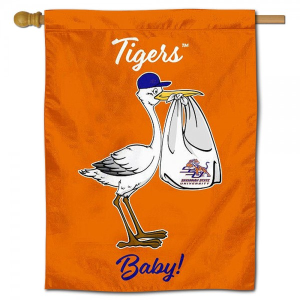 SSU Tigers New Baby Banner