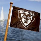 St. Bona Bonnies Boat Nautical Flag