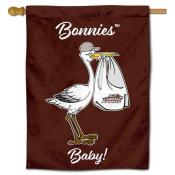 St. Bona Bonnies New Baby Banner