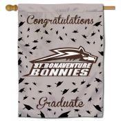 St. Bonaventure Bonnies Graduation Banner