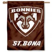 St. Bonaventure University Logo House Flag