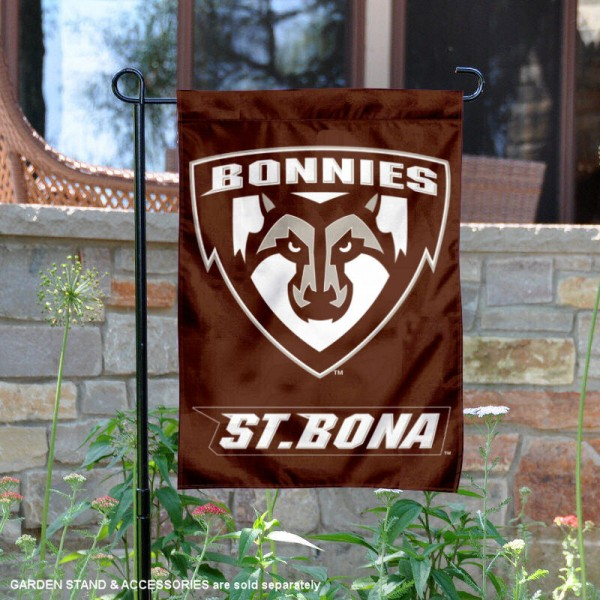 St. Bonaventure University Two Sided Garden Banner