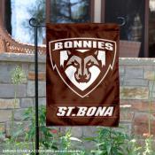 St. Bonaventure University Two Sided Garden Banner