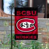 St. Cloud State Huskies Garden Flag