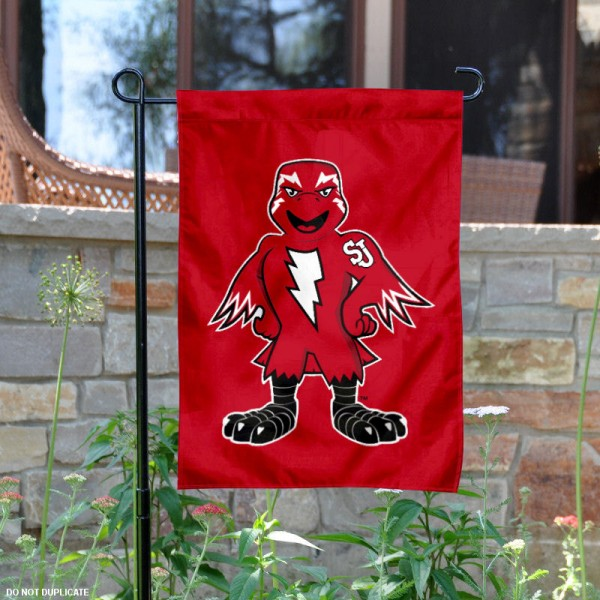 St. John's Mascot Garden and Yard Flag