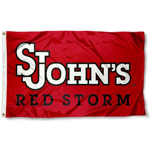 St. John's Red Storm Red Flag