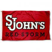 St. John's Red Storm Red Flag