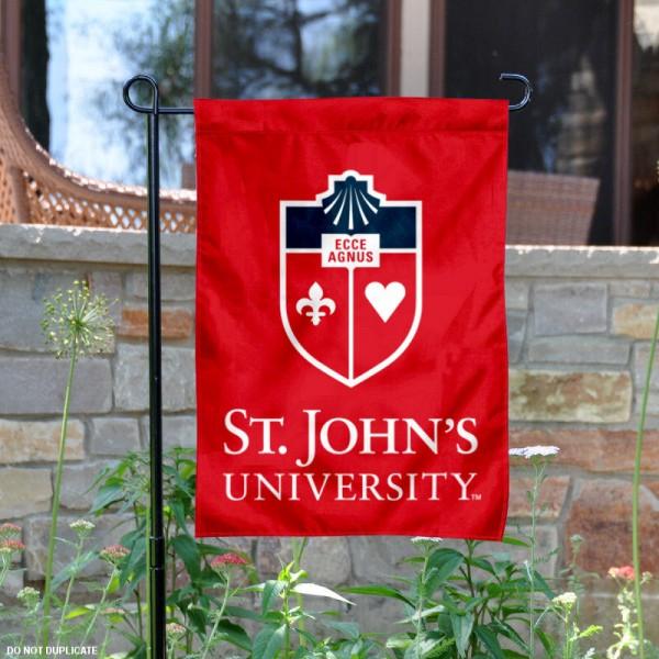 St. John's University Garden Flag