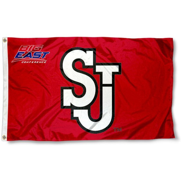 St. Johns University Big East Flag