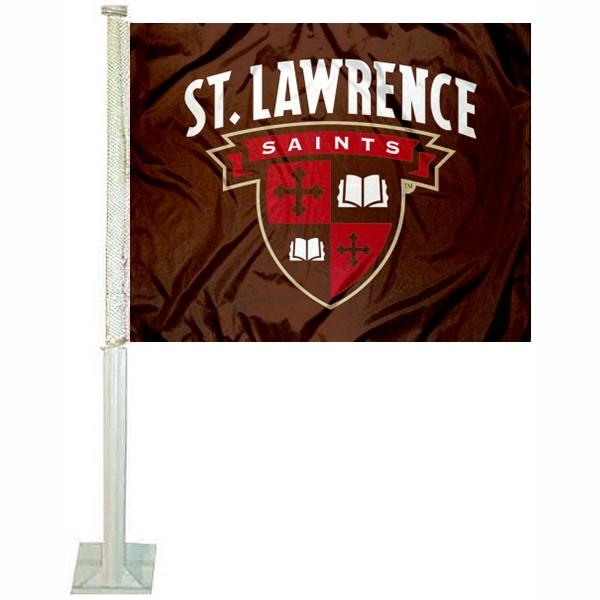 St. Lawrence Saints Car Flag
