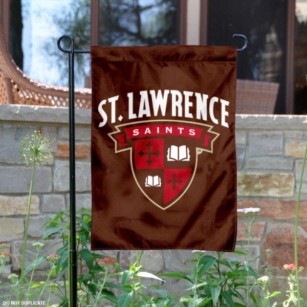 St. Lawrence Saints Logo Garden Banner