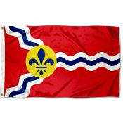 St. Louis City 3x5 Foot Flag