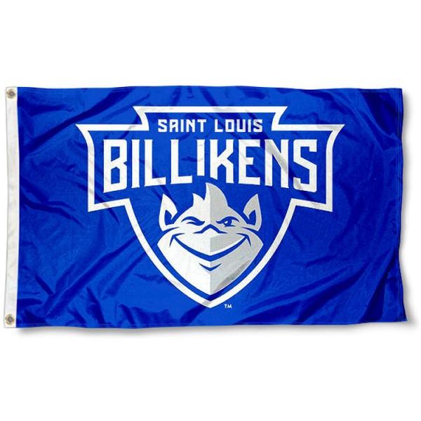 St. Louis University Blue Flag