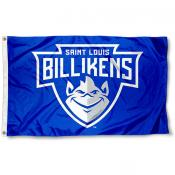 St. Louis University Blue Flag