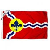 St Louis City 2x3 Foot Flag
