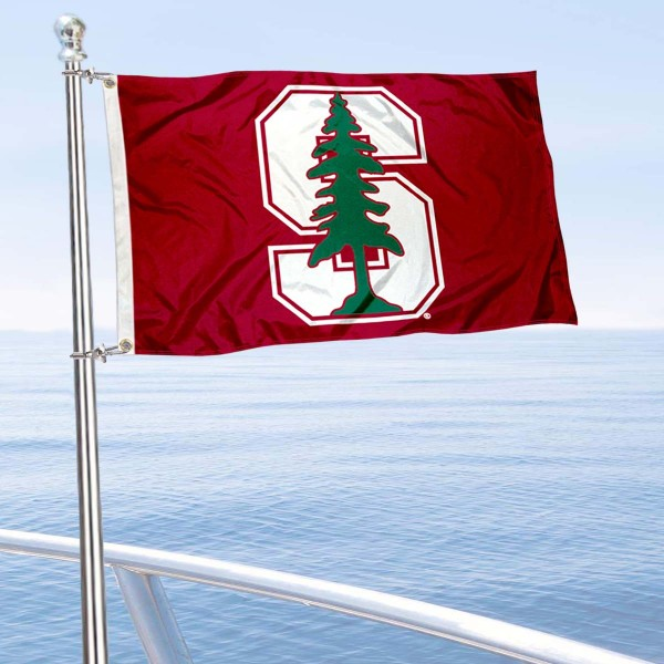 Stanford Boat Flag