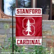 Stanford Cardinal Garden Flag