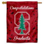 Stanford Cardinal Graduation Banner