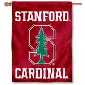 Stanford Cardinal House Flag