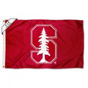 Stanford Cardinal Logo 4'x6' Flag