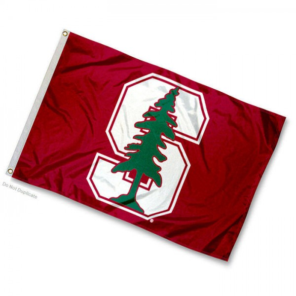 Stanford Cardinal Mini Flag