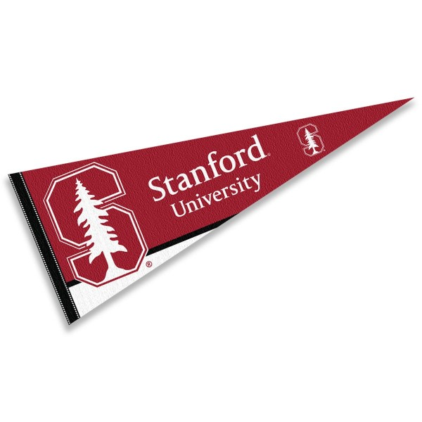 Stanford Cardinal Pennant
