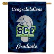 State College of Florida SCF Manatees Graduation Banner