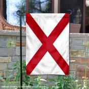 State of Alabama Yard Garden Banner