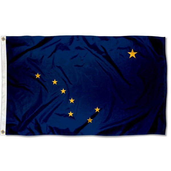 State of Alaska 3x5 Foot Flag