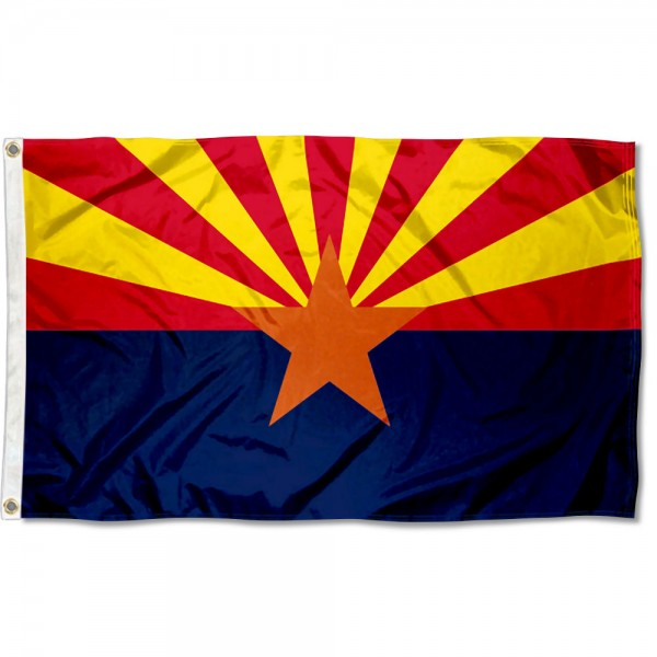 State of Arizona 3x5 Foot Flag