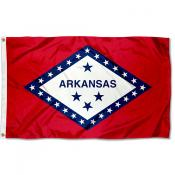 State of Arkansas 3x5 Foot Flag
