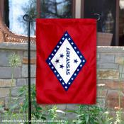 State of Arkansas Yard Garden Banner