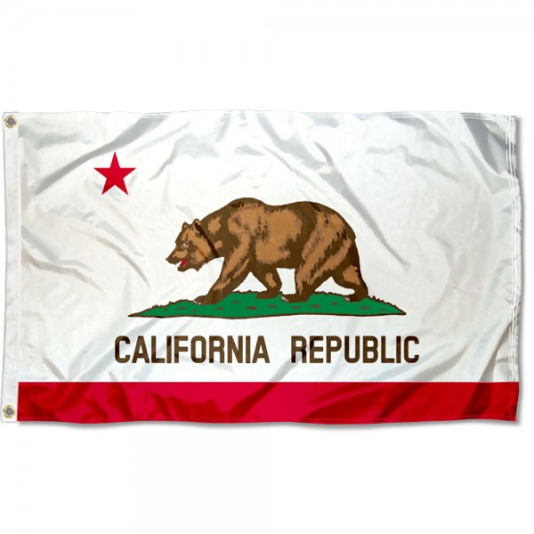 State of California 3x5 Foot Flag