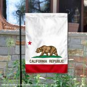 State of California Yard Garden Banner