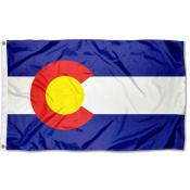 State of Colorado 3x5 Foot Flag