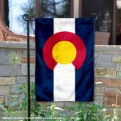 State of Colorado Yard Garden Banner