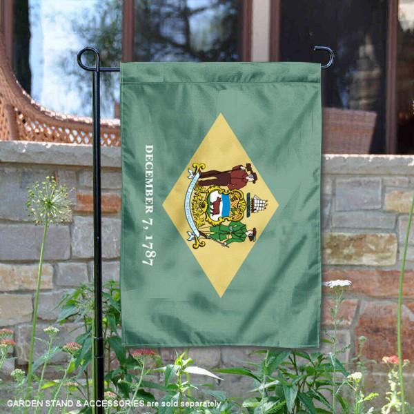 State of Delaware Yard Garden Banner
