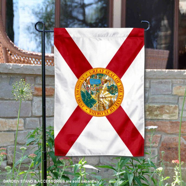 State of Florida Yard Garden Banner