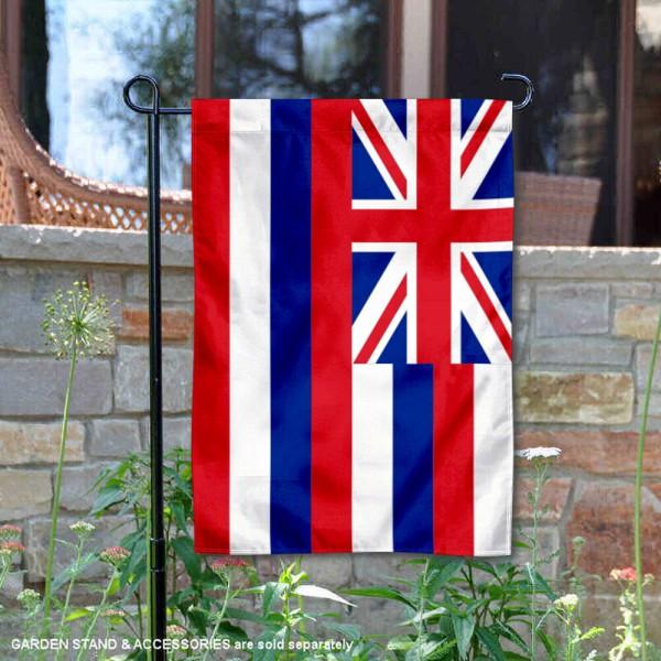 State of Hawaii Yard Garden Banner