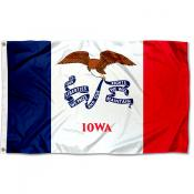 State of Iowa 3x5 Foot Flag