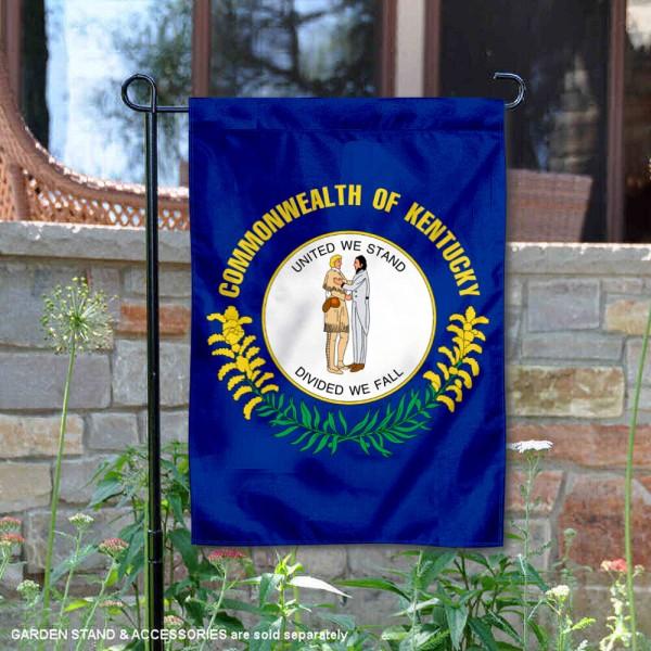 State of Kentucky Yard Garden Banner