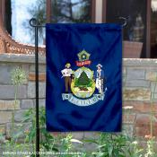 State of Maine Yard Garden Banner