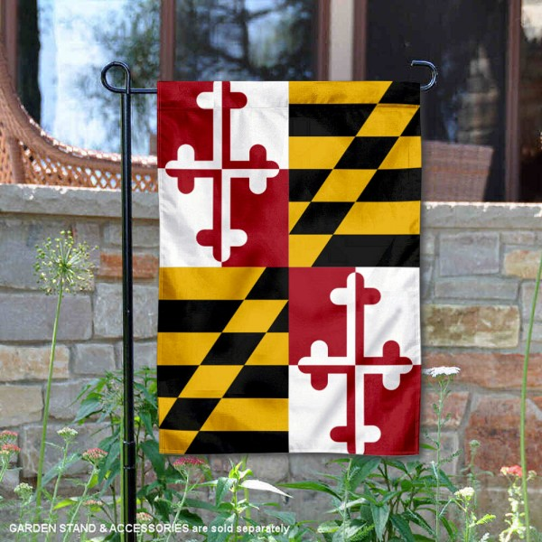 State of Maryland Yard Garden Banner