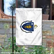 State of Massachusetts Yard Garden Banner