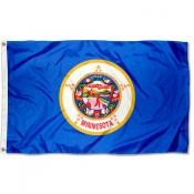 State of Minnesota 3x5 Foot Flag