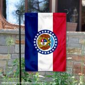 State of Missouri Yard Garden Banner
