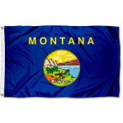 State of Montana 3x5 Foot Flag