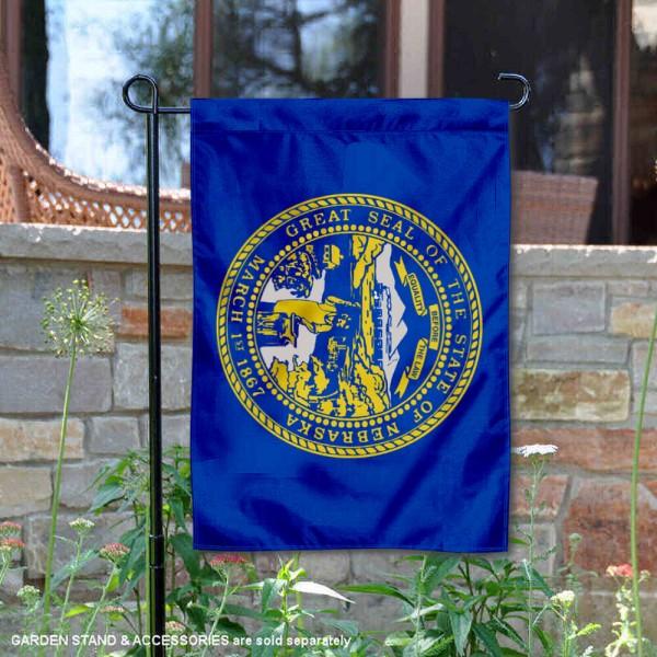 State of Nebraska Yard Garden Banner