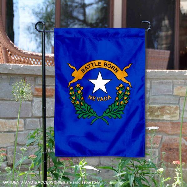 State of Nevada Yard Garden Banner