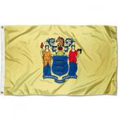 State of New Jersey 3x5 Foot Flag
